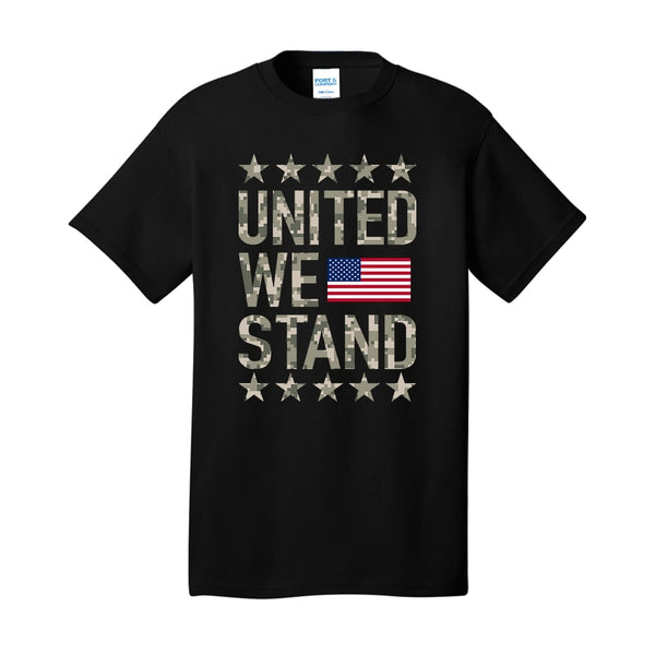 United We Stand - Core Cotton Tee