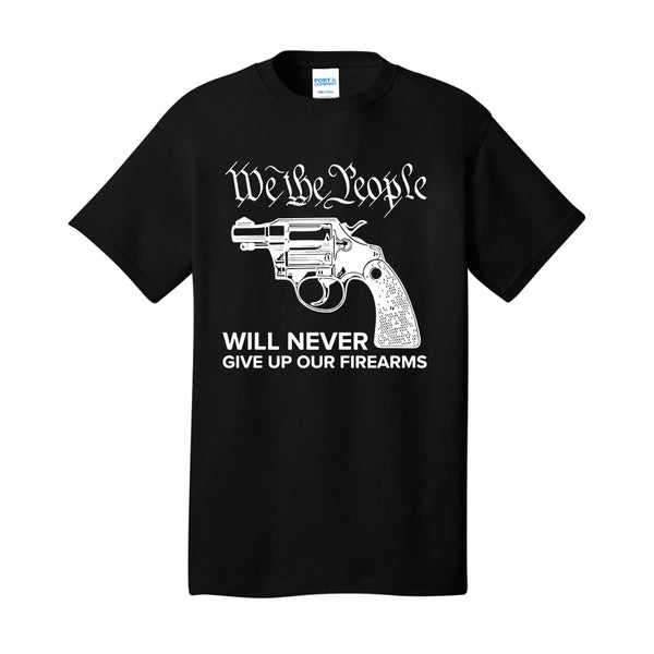 We The Armed People - Core Cotton Tee