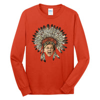 A Warren Thanksgiving - Long Sleeve Core Cotton Tee