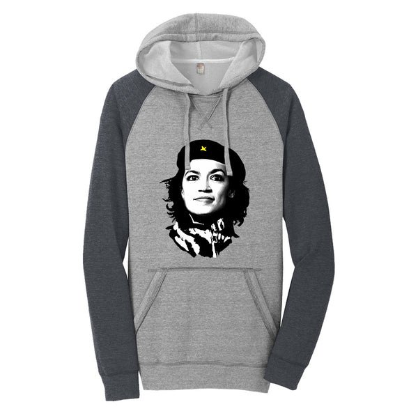 AOChe Guevara - District Lightweight Fleece Raglan Hoodie (CSTT)