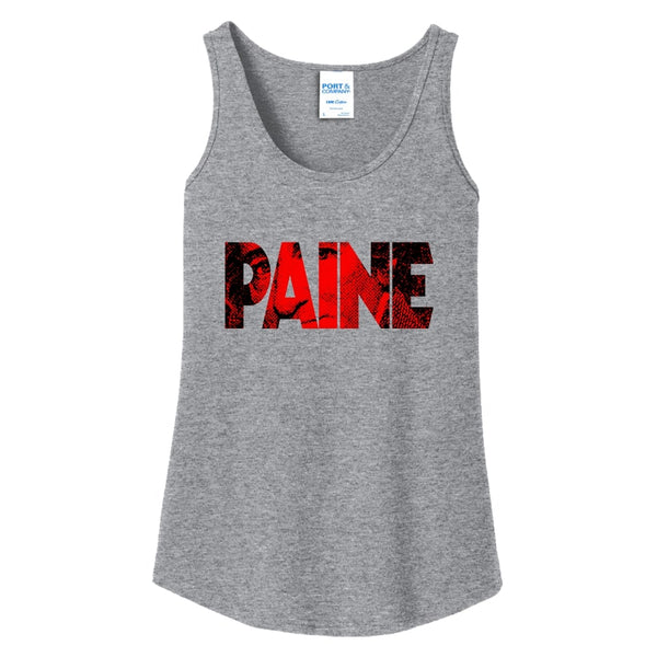 Big Paine - Ladies Core Cotton Tank Top
