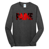 Big Paine - Long Sleeve Core Cotton Tee