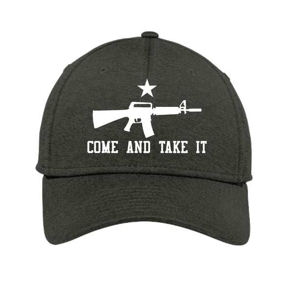 Come & Take It - New Era Shadow Stretch Heather Cap