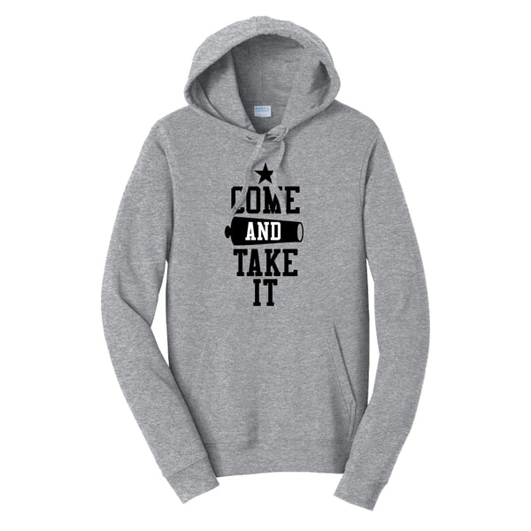 Come & Take It - Fan Favorite Fleece Pullover Hooded Sweatshirt