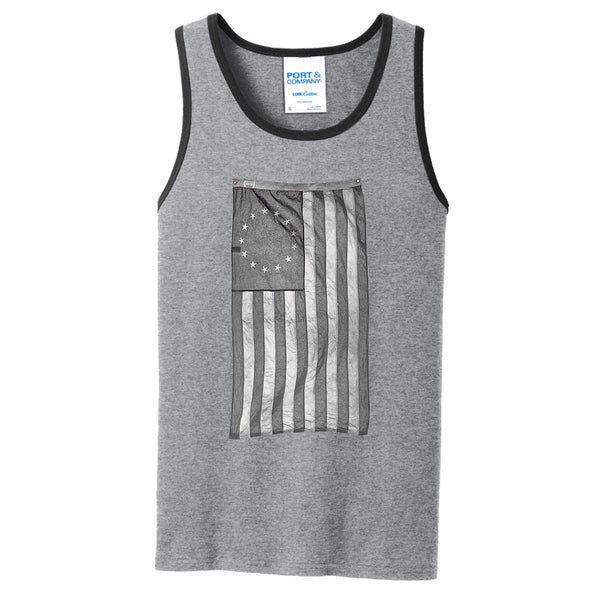 Old Glory - Core Cotton Tank Top