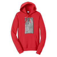 Old Glory - Fan Favorite Fleece Pullover Hooded Sweatshirt