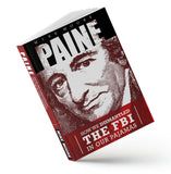 (SIGNED HARDBACK) PAINE: How We Dismantled the FBI In Our Pajamas