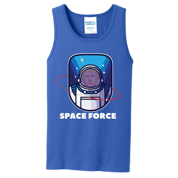 Space Force - Core Cotton Tank Top