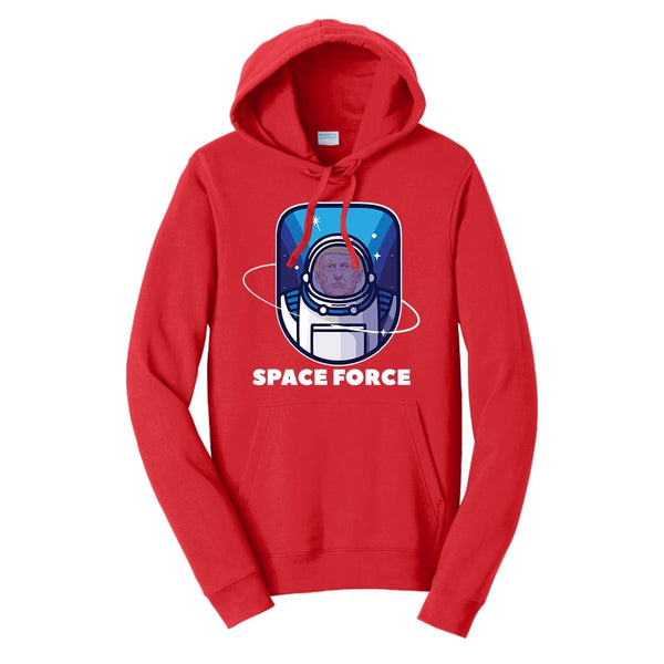 Space Force - Fan Favorite Fleece Pullover Hooded Sweatshirt