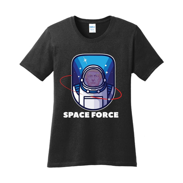 Space Force - Ladies Core Cotton Tee