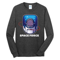 Space Force - Long Sleeve Core Cotton Tee