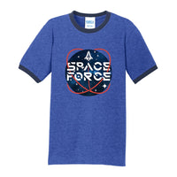 Space Force 2.0 - Core Cotton Ringer Tee