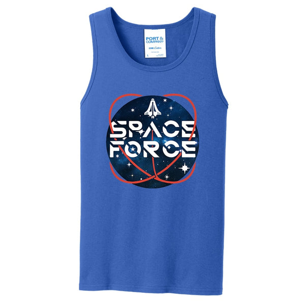 Space Force 2.0 - Core Cotton Tank Top