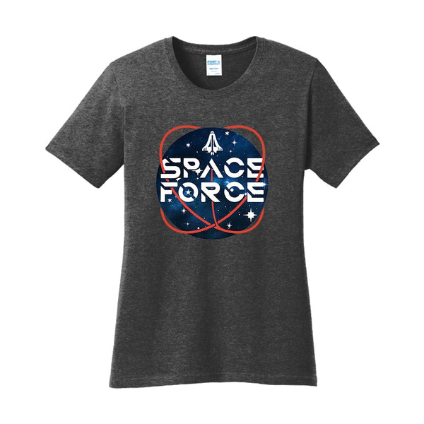 Space Force 2.0 - Ladies Core Cotton Tee