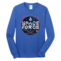 Space Force 2.0 - Long Sleeve Core Cotton Tee