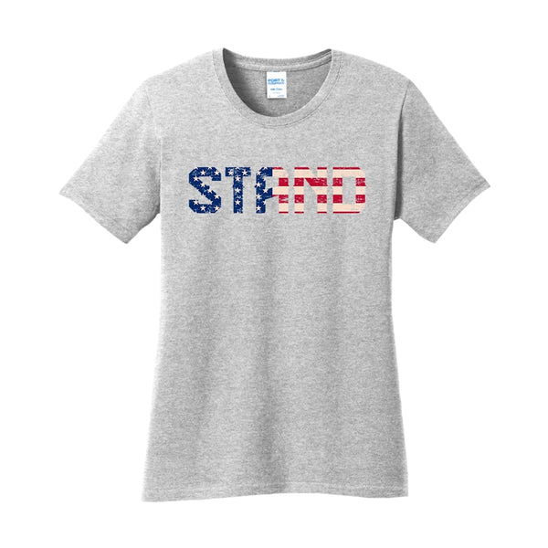 STAND - Ladies Core Cotton Tee