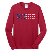 STAND - Long Sleeve Core Cotton Tee