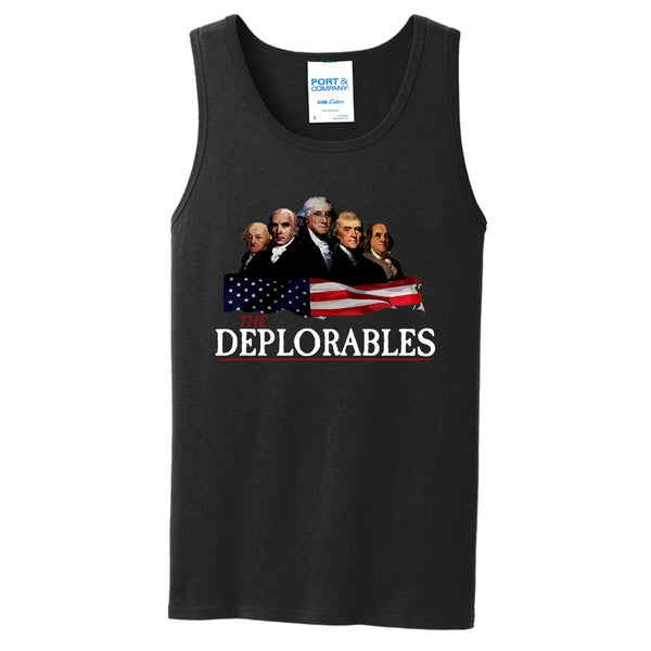 The Deplorables - Core Cotton Tank Top