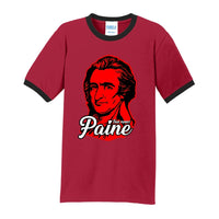 Thomas Paine - Core Cotton Ringer Tee