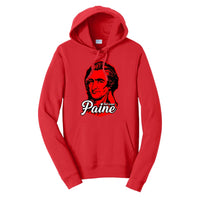 Thomas Paine - Fan Favorite Fleece Pullover Hooded Sweatshirt