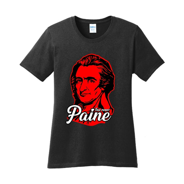 Thomas Paine - Ladies Core Cotton Tee