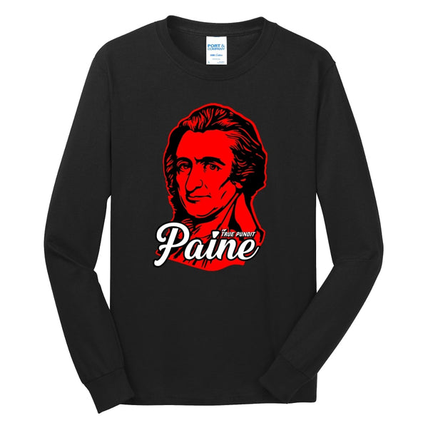 Thomas Paine - Long Sleeve Core Cotton Tee