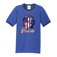 Thomas Paine Patriot - Core Cotton Ringer Tee