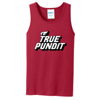 True Pundit - Core Cotton Tank Top