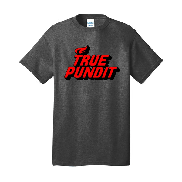 True Pundit - Core Cotton Tee