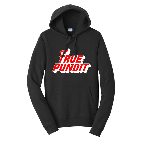 True Pundit - Fan Favorite Fleece Pullover Hooded Sweatshirt