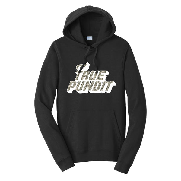 True Pundit Digi Camo - Fan Favorite Fleece Pullover Hooded Sweatshirt