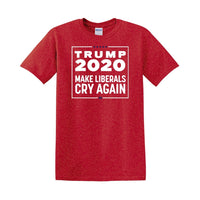 Trump 2020 - Core Cotton Tee