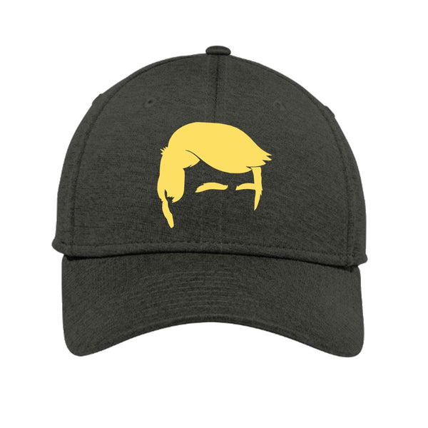 Trump Hair - New Era Shadow Stretch Heather Cap