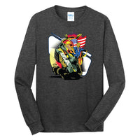 Trump Tanked - Long Sleeve Core Cotton Tee
