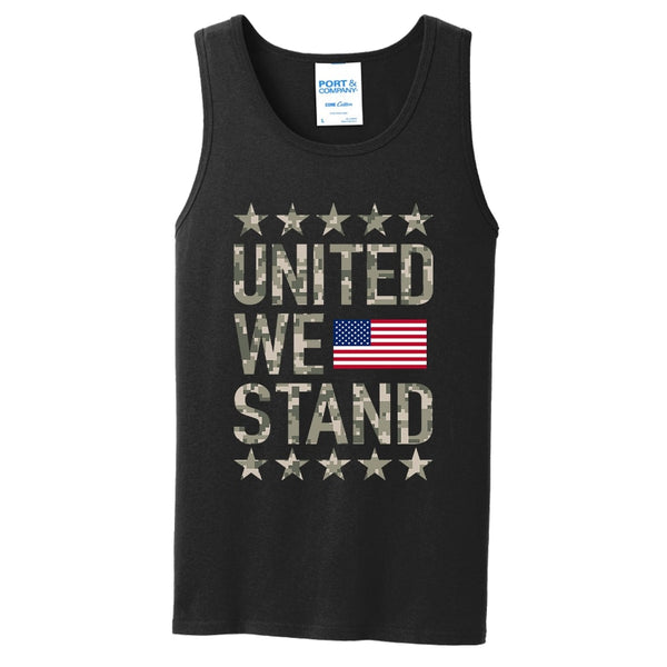 United We Stand - Core Cotton Tank Top