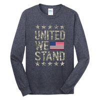 United We Stand - Long Sleeve Core Cotton Tee