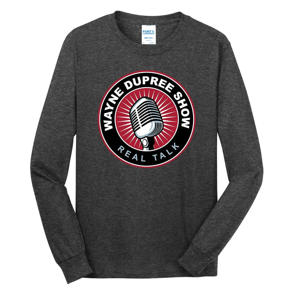 Wayne Dupree Show - Long Sleeve Core Cotton Tee