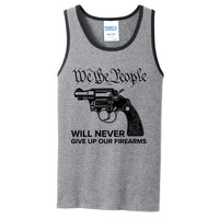 We The Armed People - Core Cotton Tank Top