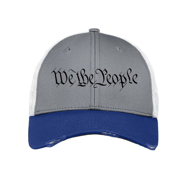 We The People - Vintage Mesh Cap
