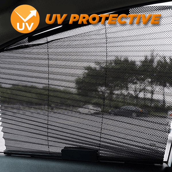 Auto Retractable Car Window Curtain - Buy 2 Free Shipping!
