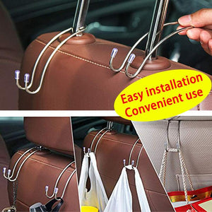 Last day promotion 50% OFF-MULTI-HOOKS HANGERS ORGANIZER