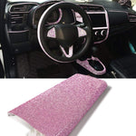 Bling Crystal Rhinestone DIY Car Decoration Sticker