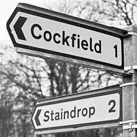 Coaster - Cockfield & Staindrop