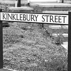 Coaster - inspired by Terry Pratchett's Discworld - Kinklebury Street