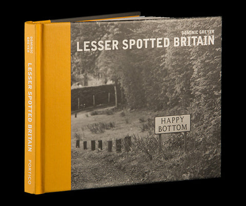 Lesser Spotted Britain plus 5 free postcards