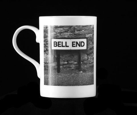 Bell End - Fine Bone China Mug