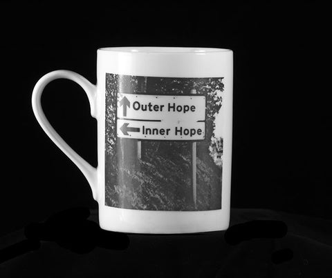 Inner Hope - Fine Bone China Mug