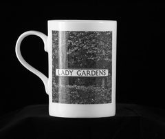 Lady Gardens - Fine Bone China Mug