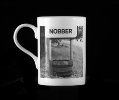Nobber - Fine Bone China Mug