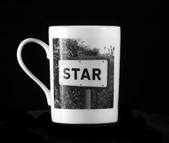 Star - Fine Bone China Mug